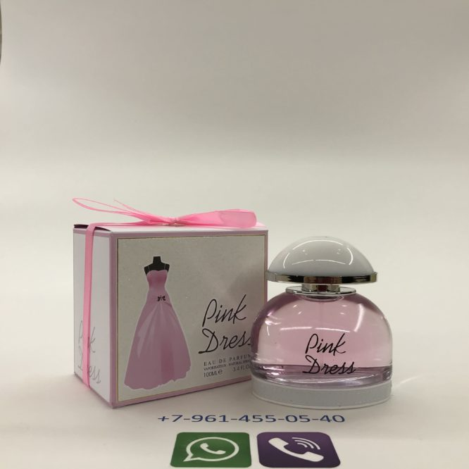 Fragrance World Pink Dress Pour Femme 100 мл