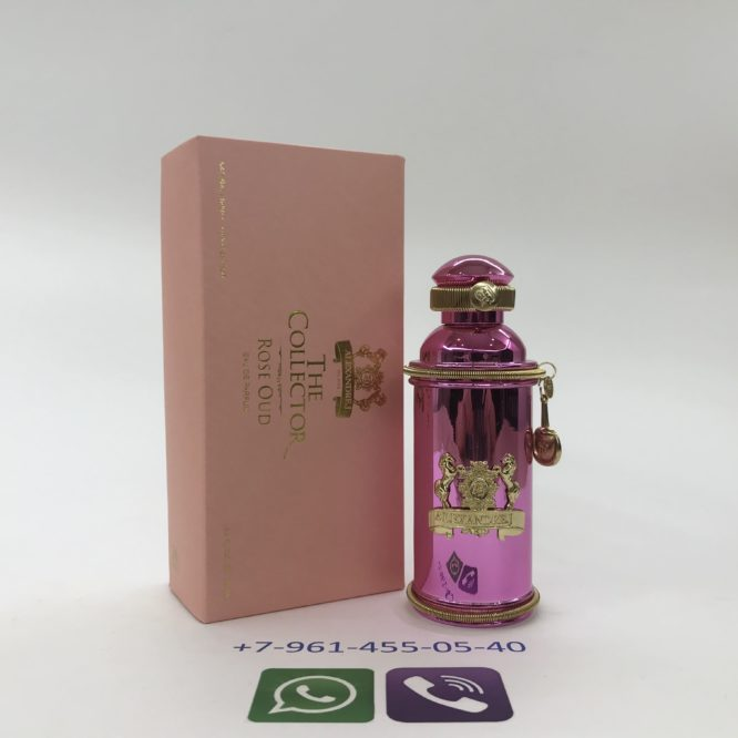 Alexandre.J The Collector Rose Oud