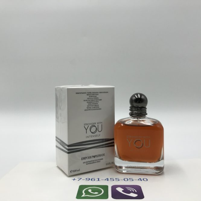 Тестер Giorgio Armani Stronger With You Intensely